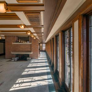 Robie House του Frank Lloyd Wright