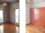 Διαμέρισμα 2ου ορόφου, 48τμ, Άνω Πετράλωνα (υπνοδωματιο)